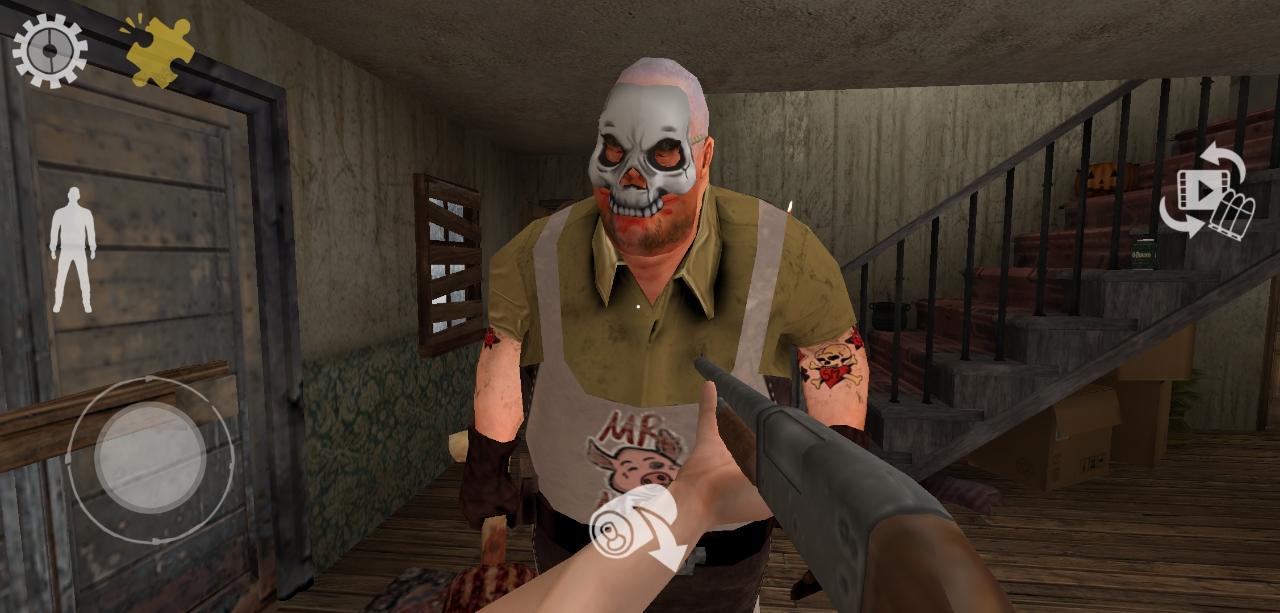 Mr. Meat: Horror Escape Room MOD APK