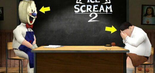 ICE SCREAM 2 MOD APK