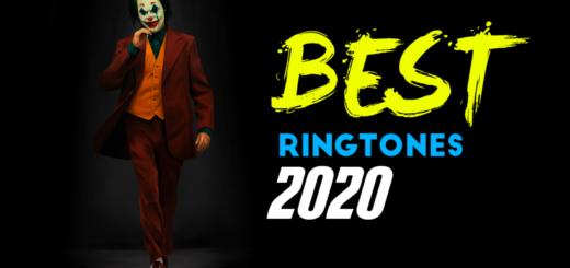Top 5 Best Ringtones 2020
