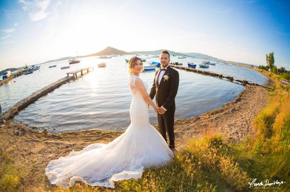 Betül ve Yaşar Ayvalık Cunda Dış Çekim doğa çekimi düğün fotoğrafları (2)