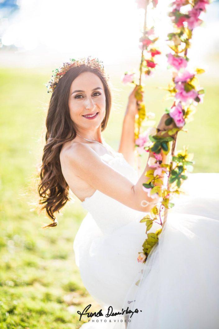 Seyran ve Burak cunda ayvalık dış mekan çekimi düğün fotoğrafları