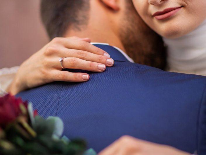 Arzu ve İdris Tesettürlü Gelin Hijab Bride Bridal Baş Örtülü Gelin Duygulu Düğün Fotoğrafları