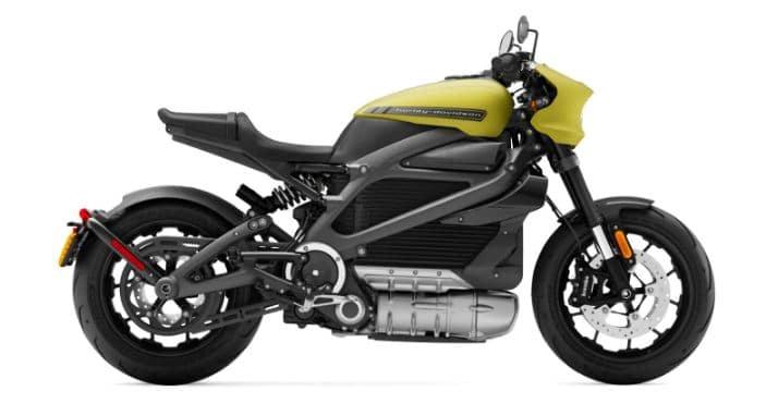 Harley Davidson Livewire Price in India