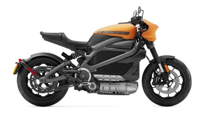 Harley Davidson Livewire Price in USA