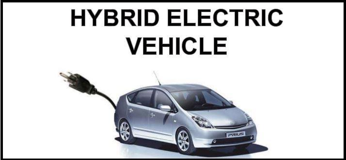Hybrid electric vehicles