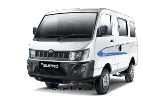 Mahindra E Supro Features