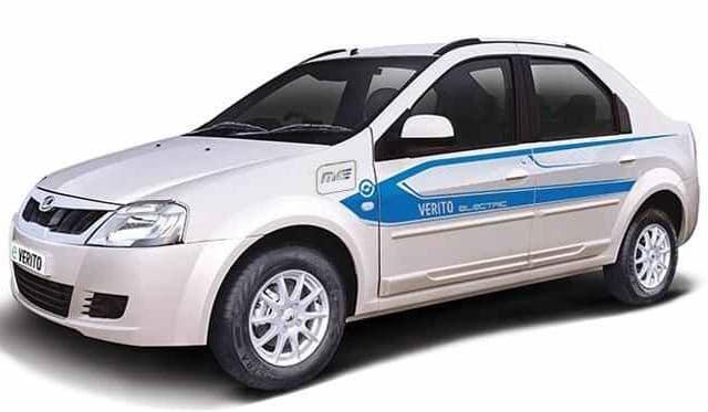 Mahindra E Verito Electric Car price in India