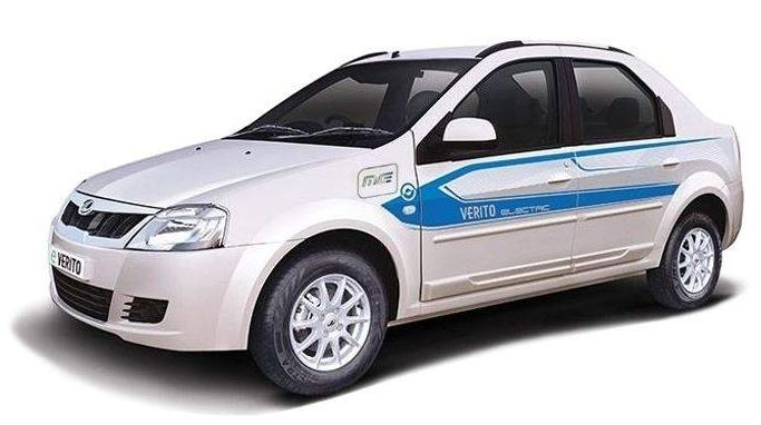 Mahindra EVerito Electric Car Price Specs Features Review & Images
