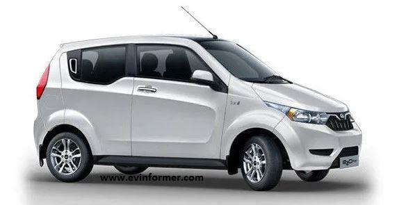 Mahindra e2o plus Electric Car Advantages