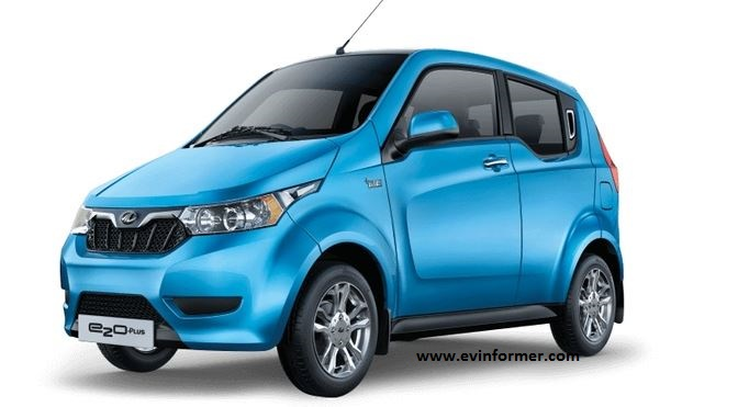 Mahindra e2o plus Electric Car Features
