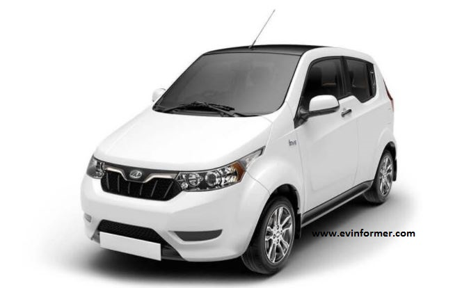 Mahindra e2o plus Electric Car Price List in India