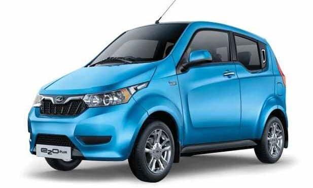 Mahindra e2oPlus Electric Car price in India