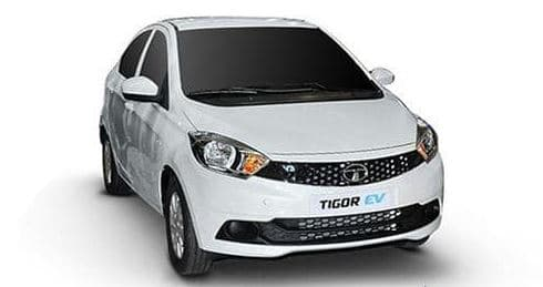 Tata Tigor EV Electric Car price in India