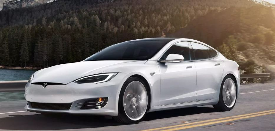 Tesla Model S Electric Car Features