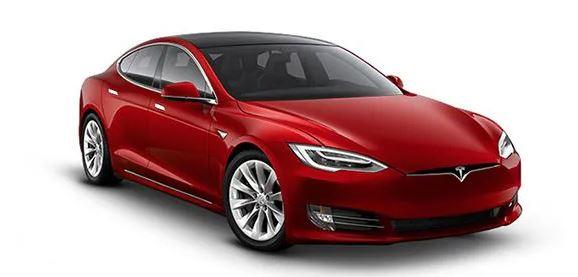 Tesla Model S price in India