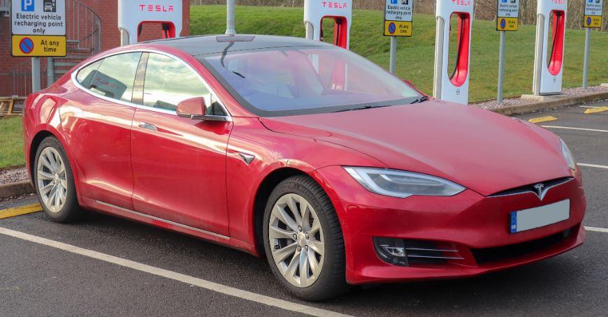 Tesla Model S price in USA