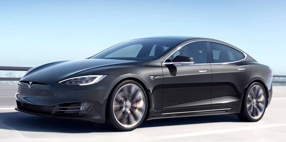 Tesla Model S top speed