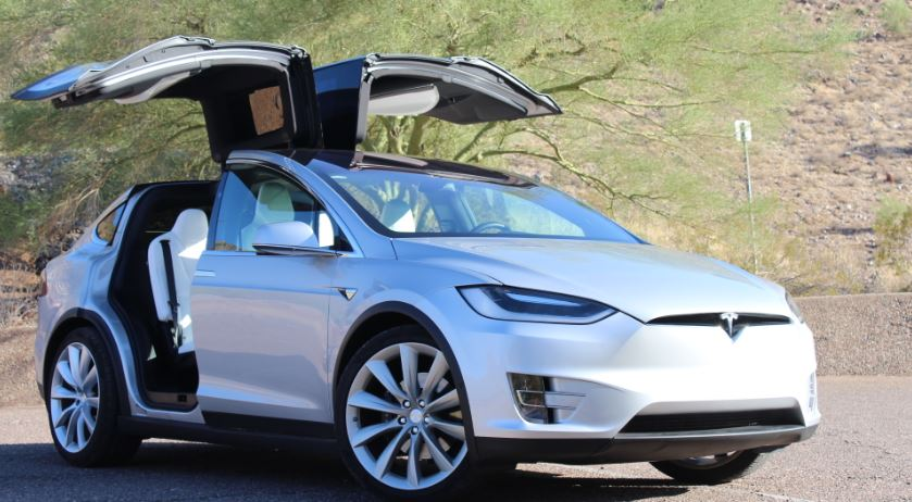Tesla Model X Electric Car Features