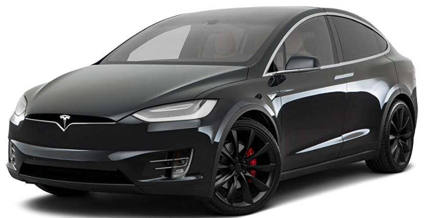 Tesla Model X Electric Car Specifications