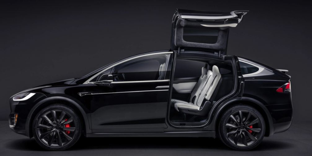 Tesla Model X Price in India