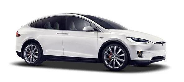 Tesla Model X tange