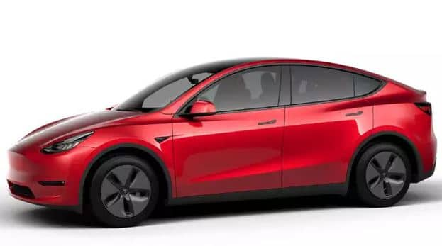 Tesla Model Y Electric Car Overview