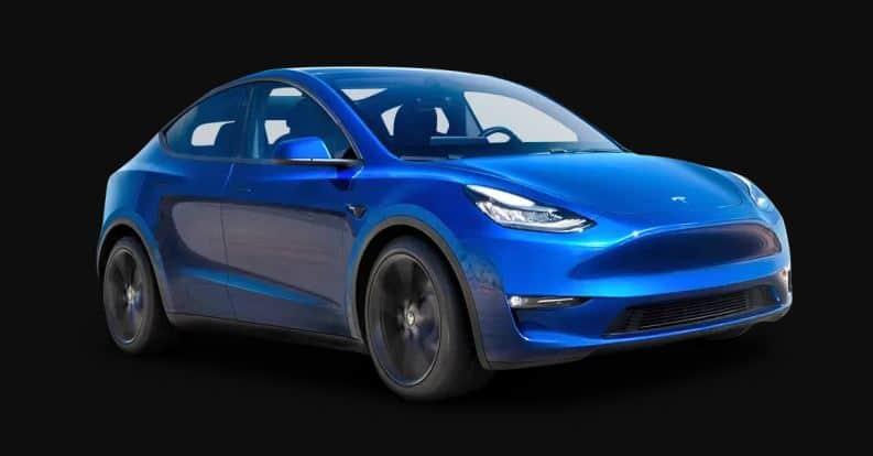 Tesla Model Y Electric Car Specifications