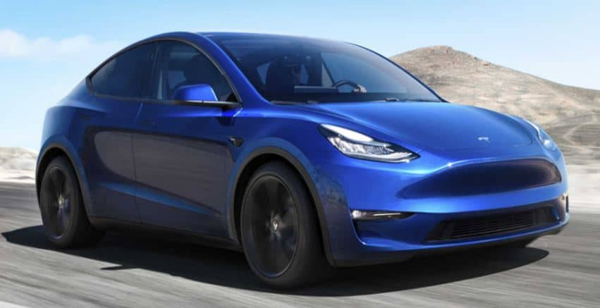 Tesla Model Y Price in USA