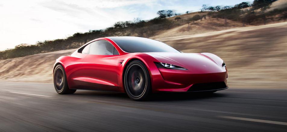 Tesla Roadster 2020 Price Specs Top Speed Interior Features & Images