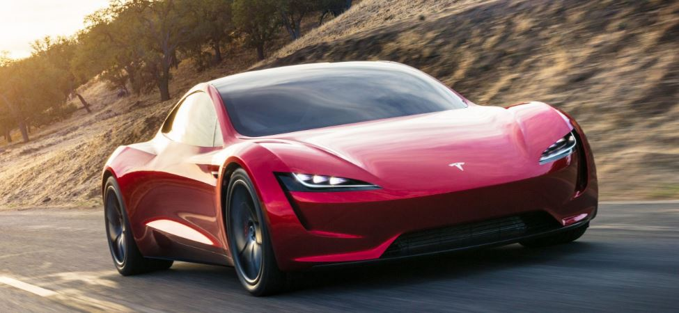 Tesla Roadster 2020 Specifications