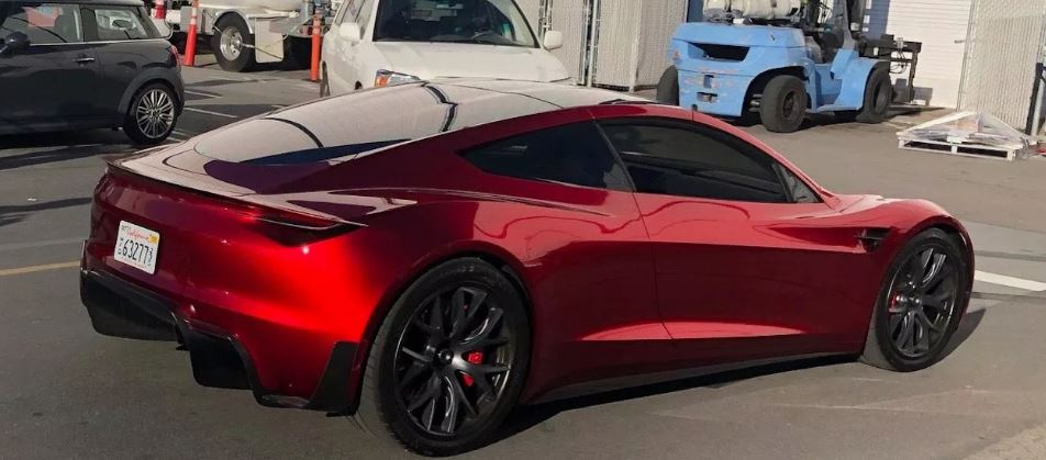 Tesla Tesla Roadster Price in India