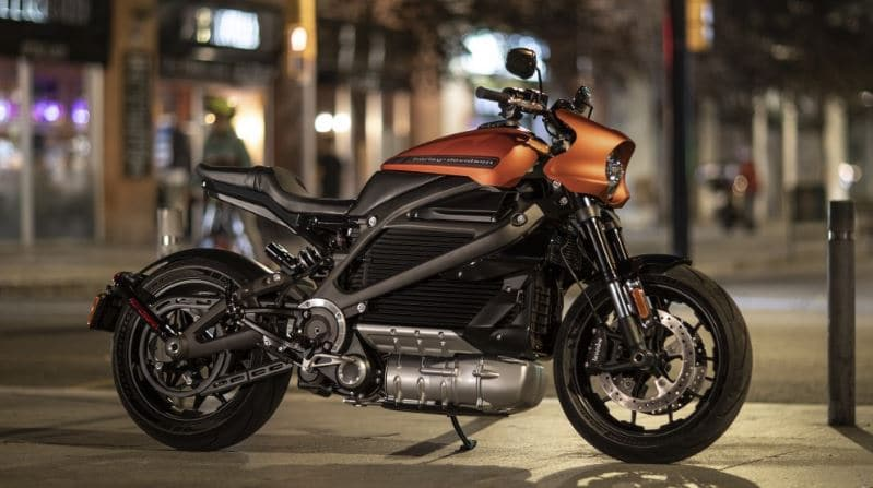 harley davidson livewire specifications