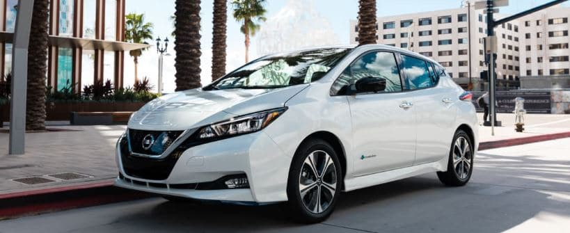 nissan leaf electric car price in india