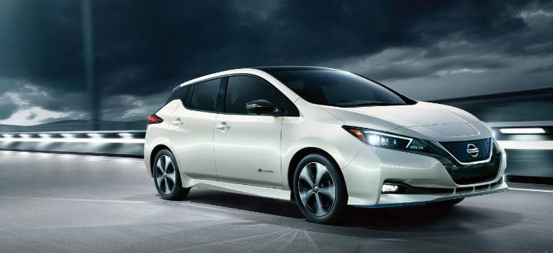 nissan leaf price in canada
