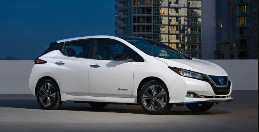 nissan leaf price in india