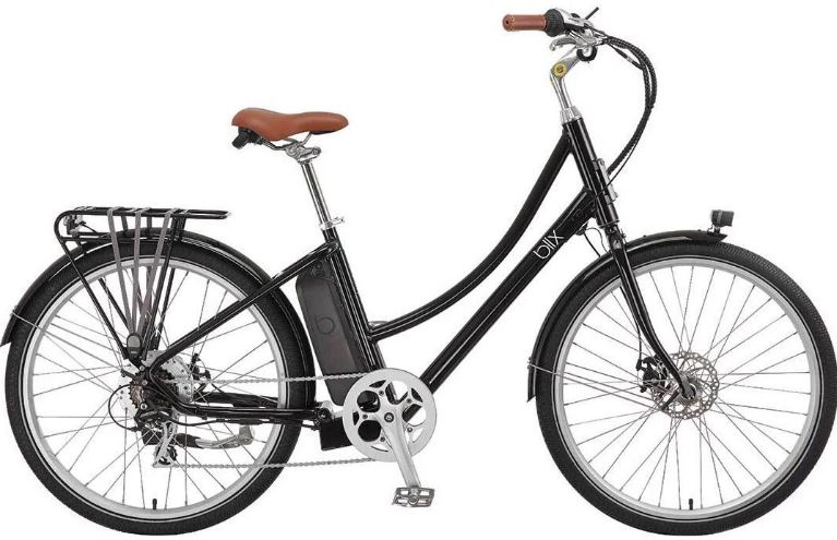 Blix Aveny Stylish Electric Commuter Bike Review Price Specification & Images