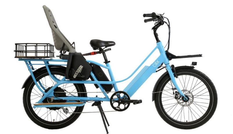Blix Packa Electric Cargo Bike Price Specs Review Features