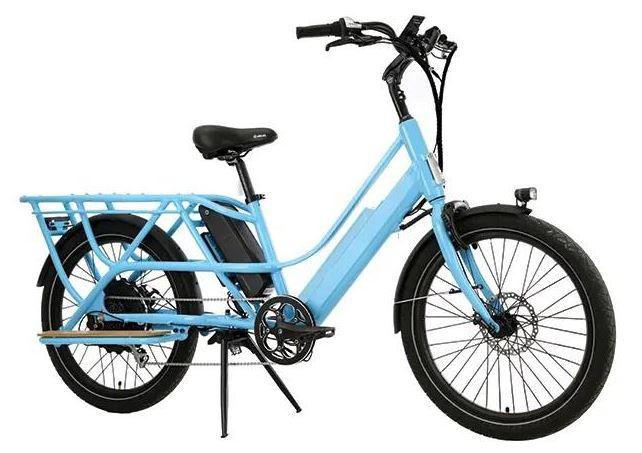 Blix Packa Electric Cargo Bike Price