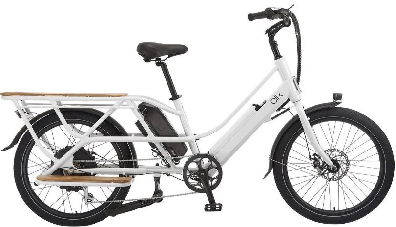 Blix Packa Electric Cargo Bike specification