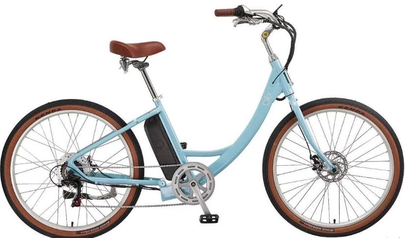 Blix Sol Electric Cruiser Bike Review Prie Spes Features & Images