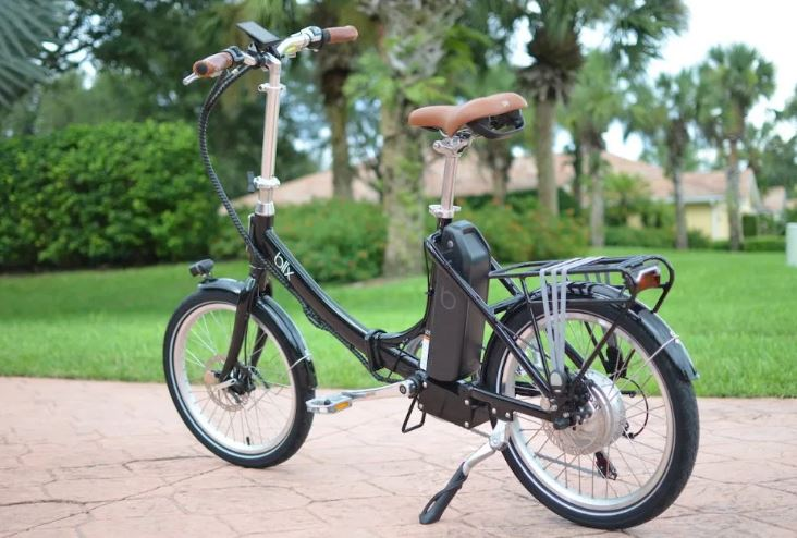 Blix Vika+ Electric Folding Bike for sale price