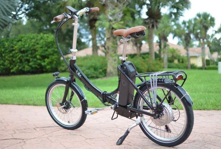 Blix Vika+ Electric Folding Bike for sale price