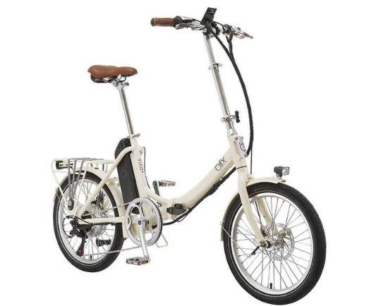 Blix Vika+ Electric Folding Bike specification