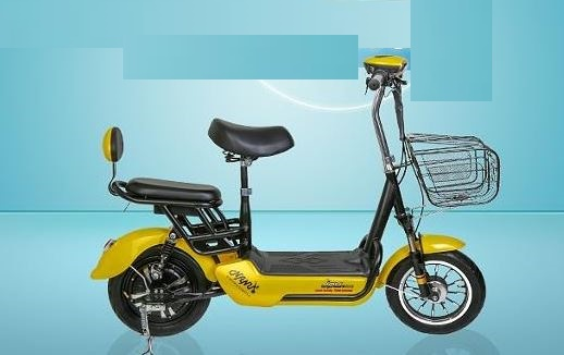 Joy E-Bike NANU E-SCOOTER BUTTERFLY MODEL