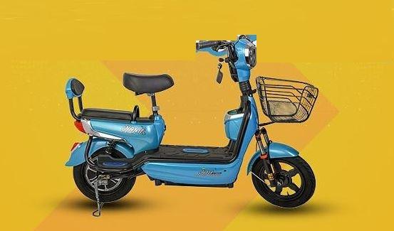 Joy E-Bike NANU E-SCOOTER HONEYBEE MODEL
