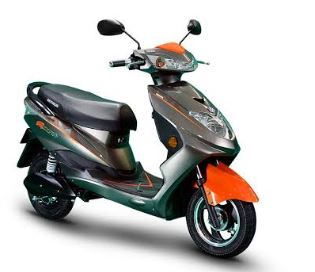 Okinawa Ridge Plus Electric Scooter price in india specs