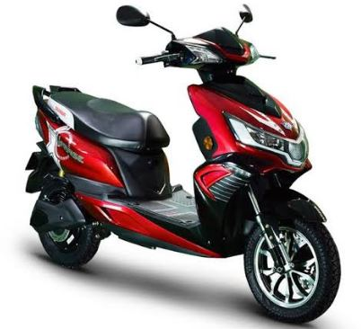Okinawa i-Praise + Electric Scooter price in India specs