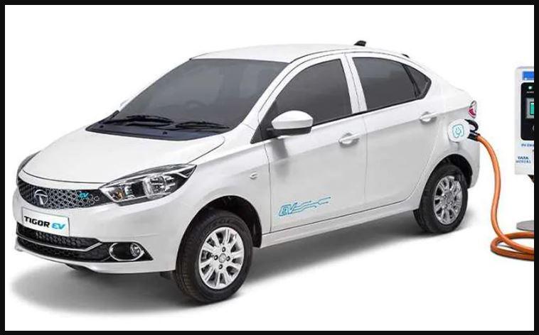 Tata Tigor EV Price starts at 9.44 Lakh.