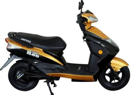 Ampere Reo Electric Scooter Battery specifications
