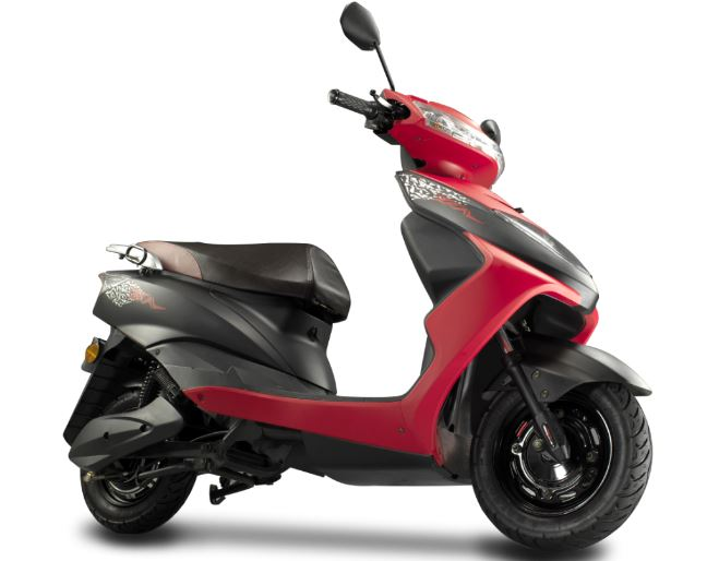 Ampere Zeal Electric Scooter specifications Price in India